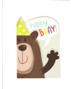 Happy Birthday Card - You Rock