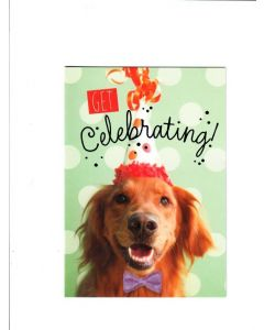 get celebrating Card