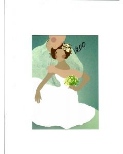 wedding picture Card