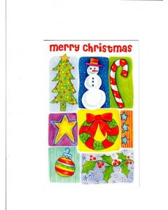 Merry Christmas Card - Sparkling Christmas
