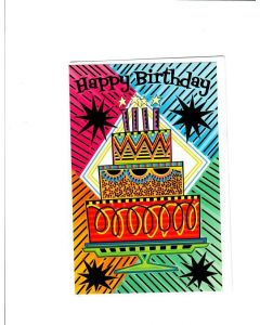 Happy Birthday Card - It's Party Time