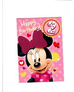 happy 2 birthday Card