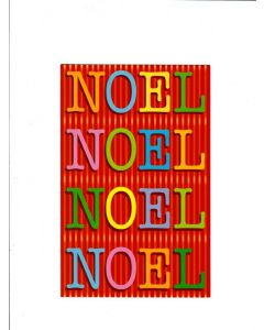 Hello Friend  Card -Noel