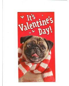 its valentine day Card