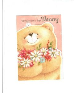 Happy mothers day Nanny Card