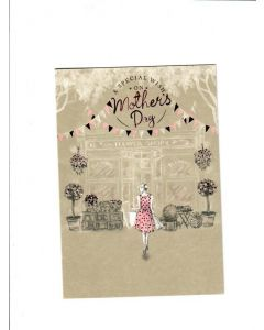 a special wish on mothers day Card 190mm X 130mm