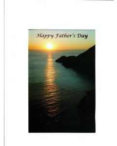 Happy Father's Day Card - Lots of Love