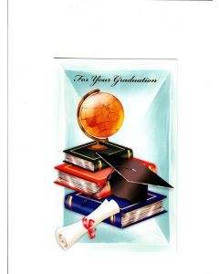 For Your Graduation Card - Best Wishes