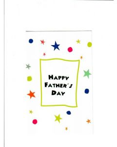 Happy Father's Day - Full of Heart