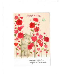Happy Valentine's Day Card - Come Shine