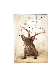 For two special people Card - Are You Ready to Jingle