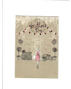 a special wish on mothers day Card 193mm X 136mm