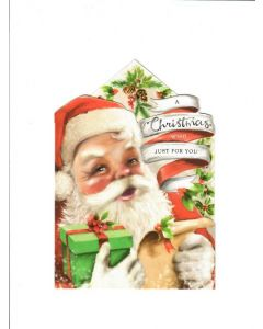 a Christmas wish just for you LGS1798 Card 190mm X 130mm