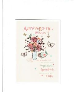 Anniversary Wishes Card - It's a Special Day