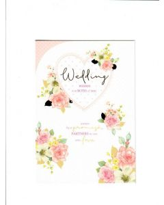 wedding wishes for both of you Card