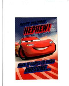 Happy birthday nephew Card - Stay Awesome