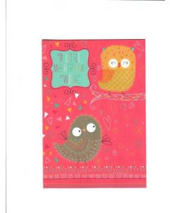 a little mothers day wish Card 190mm X 130mm