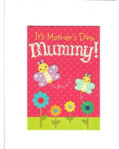 Its Mother Day Mummy Card