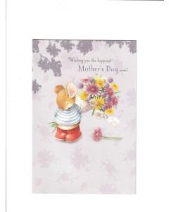 wishing you the happiest mothers day ever LGS2030 Card 190mm X 130mm