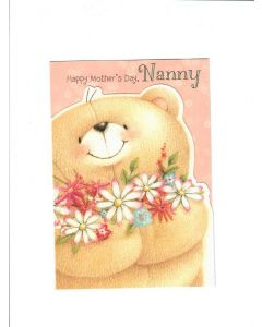 happy mothers day nanny LGS2032 Card 190mm X 130mm