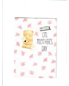 for you on mothers day Card 190mm X 130mm