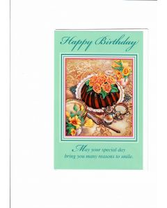 Happy Birthday Card - Special Day