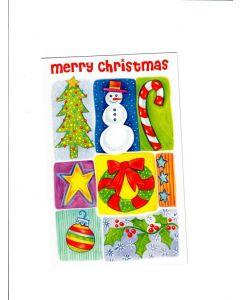 Merry Christmas Card - Christmas Season