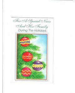 Mery christmas Card - Happy Holidays