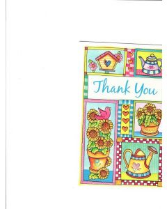 Thank You Card - You Are Amazing