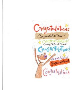 congratulations,Congratulations Card