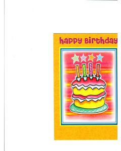 Happy Birthday Card - You Are Special