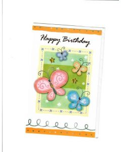 Happy Birthday LGS035 Card