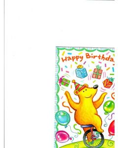 Happy birthday LGS370 Card