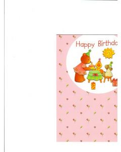 Happy Birthday Card - Cute Birthday Wishes