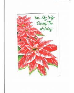 For My Life During Holidays Card