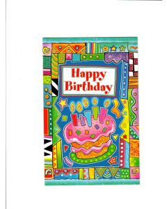 Happy Birthday Card - Have Fun
