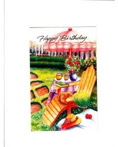 for your birthday LGS455 Card
