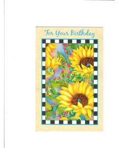For Your Birthday Card - Special Wishes