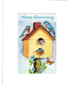 Happy Aniversary Card