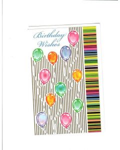 Birthday Wishes Card - Full of Fun