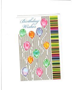Birthday Wishes Card - Full of Fun