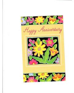 Happy Anniversary Card - Make A Wish