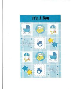 It? a boy Card - Congratulations