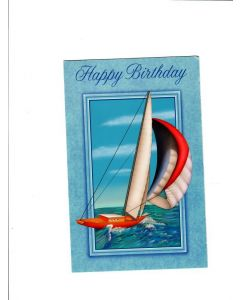 happy birthday LGS531 Card