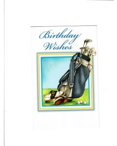 birthday wishes LGS559 Card