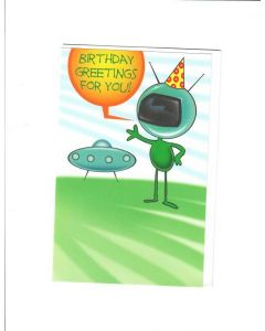 Birthday Greeting for You Card