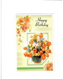 Happy Birthday LGS057 Card