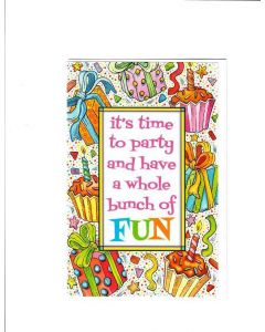 Big Fun Cards Card