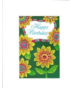 Happy birthday LGS582 Card