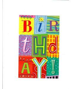 Birthday Card - Party Hard
